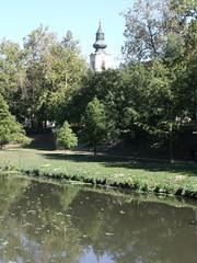 Kurca River, Szentes, Hungary (The Broccoli) Tags: church hungary ungarn szentes hungria ungheria magyarorszg hungra hongarije hongrie