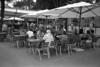 Rathausplatz (Franco & Lia) Tags: vienna wien street blackandwhite film analog austria österreich noiretblanc epson rodinal ilford fp4 biancoenero argentique rathausplatz pellicola analogico v500 r09 photographiederue nikonl35af2 fotografiadistrada