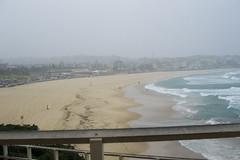 Bondi Beach (phillipdumoulin) Tags: winter cold beach bondi rain sand surf wind sydney australia nsw bondibeach easternsydney wintery tamarama southernhemisphere tamaramabeach wildsurf