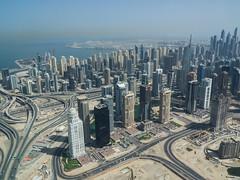 Dubai Marina / helicopter tours, aerial view (Rita Willaert) Tags: golf dubai helicopter tours stad azi liga verenigde helicoptertours perzische arabische emiraten verenigdearabischeemiraten perzischegolf arabischeliga dubaistad