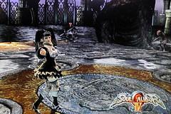 selena R in Soulcalibur IV09029 (Cliffather) Tags: soulcalibur fightinggame videogame selena originalcharacter namco xbox360game