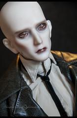 K-B-1 (vampyre_angel13) Tags: k model bjd hybrid steampunk dollmore ringdoll