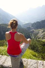 Relax (aleixc) Tags: mountains beautiful canon relax landscape switzerland suiza sustenpass rutadelos3puertos