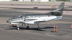 Swearingen SA227-TT Merlin IIIC N227JT (ChrisK48) Tags: airplane aircraft dvt phoenixaz sa227 kdvt n227jt phoenixdeervalleyairport merliniiic swearingensa227tt