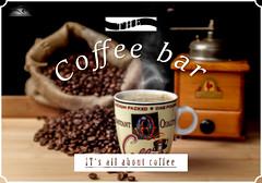 Time for coffee (VoTo_Photography) Tags: art coffee photoshop design cafe artwork graphic digitalart kaffee grafik coffeebean coffeegrinder kaffeebohne kaffeemhle votophotography votoart