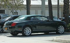 Bentley Continental GTC (RudeDude2140a) Tags: green sports car continental convertible exotic bentley gtc