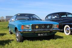 1973 Opel Commodore Automatic Coupe (Davydutchy) Tags: holland classic netherlands car fun may nederland automatic commodore oldtimer frise coupe friesland opel niederlande 2016 klassiker fryslân evenement frisia hoornsterzwaag