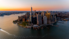 Open door seat (Andrew Thomas 73) Tags: world nyc sunset newyork one nikon manhattan center trade d810 flynyon