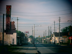 Post-Industrial American Paradise. (david grim) Tags: ohio cleveland streetphotography oh eastside mtpleasant cuyahogacounty