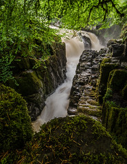 Hermitage (Duncan Howard) Tags: uk art nature photography scotland waterfall nikon long exposure britain gb hermitage ecosse d7000