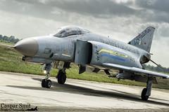 """Luftwaffe F-4F Pahntom II """"Schortens"""" (Caspar Smit) Tags: airplane nikon fighter aircraft aviation jet airshow phantom f4 luftwaffe richthofen wittmund 3828 jg71 shortens d7000 etnt jagdgeschwader71 phantompharewell"""