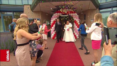 Ballonboog 6m Huwelijk Editie NL Ja, ik wil voor een prikkie Gemeentehuis Borculo