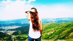 Summer on top of the Didveli Mountain (xatia.shiukashvili) Tags: summer mountain georgia landscape outdoor top hill skiresort bakuriani didveli