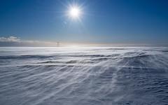 (dawvon) Tags: travel winter snow ice nature season landscape iceland europe south snapshot glacier snaps powerline nordic ísland vatnajökull suðurland snowdunes southernregion vatnajökullglacier republicoficeland lýðveldiðísland vatnajökullnationalpark