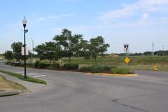 Raynor Parkway (midnightcomm) Tags: omahasafecrossings raynorparkway crosswalk street road sidewalk transportation safety crossing