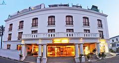 Pondicherry The Promenade Wide View (pondicherry arun) Tags: pondicherry puducherry the promenade panoramic wide hotel