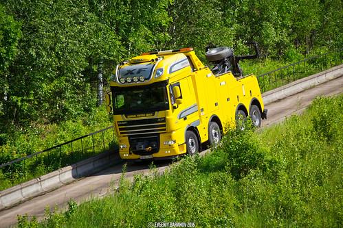 DAF XF105 (RUS)