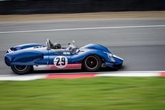 29 Cooper Monaco Cobra (PINNACLE PHOTO) Tags: old classic cars sports race racecar fast racing historic grandprix exotic masters gt panning billard motorracing fia gp brandshatch