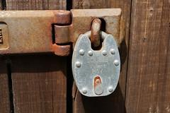 IMG_2188 (Andrew_Writer) Tags: lock security antony padlock locked akdone