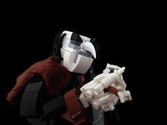 Penguin, Close Up (Tim Lydy) Tags: penguin lego batman forms gotham 2016 brickworld