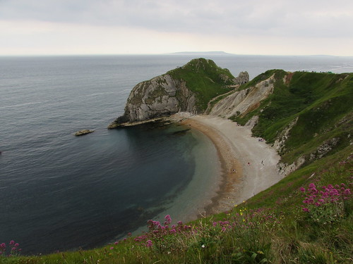 West Lulworth: Man O'War Bay (Dorset)