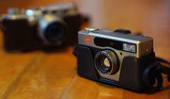 Leica Minilux (Steve only) Tags: leica sony 85mm mc m42 285 minilux jupiter9 f20 852 mitakon cameraandlens nex3 lensturbo
