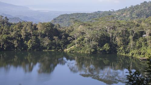 Rana Mese Lake Flores island