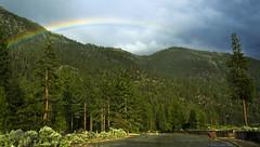 Sand Harbor Rainbow (Susie Lang) Tags: laketahoe renonevada sandharbor