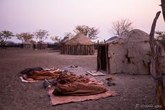 Morning Bedrolls 8487 (Ursula in Aus - Away) Tags: otjomazeva africa himba namibia bedrolls morning