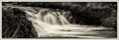 Isle of Sky water fall (johnhig89) Tags: landscape scotland waterfall nikon isleofskye years 2009 1755 d300 silvereffectspro blackblurphotography nicsoftware