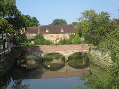 A bridge in Abingdon (John Steedman) Tags: uk greatbritain bridge england unitedkingdom berkshire oxfordshire berks oxon grossbritannien     grandebretagne