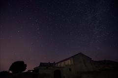 20160702 Timelapse en Monegrillo (8'') (Photo Sonntags) Tags: longexposure stars timelapse haiku estrellas polaris nighttimephotography vdeo estrellapolar fotografanocturna monegrillo larfaexposicin