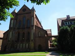 Klosterkirche St. Marien (conticium) Tags: potsdam brandenburg kloster lehnin klosterlehnin zisterzienserabtei hochmittelalter klosterkirchestmarien luisehenriettenstift evangelischenkirche