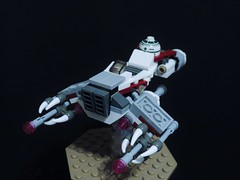 Alternate X-wing (joaqunechavarra) Tags: star lego scifi xwing wars build vignette alternate moc microfighter