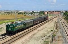 Que bonita luce esta veterana!! (Carlos S.Lpez) Tags: madrid train trenes railways pinto renfe 289 adif trendelafresa 289015