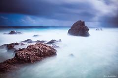 Okinawa Iheya Rock (koshichiba) Tags: okinawa iheya japan stopper big lee nd filter wave rock shore nature   seascape landscape beach typhoon