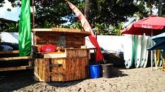Beer Hut (sunsetmood) Tags: beach canggu berawa