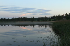 Summer Solstice_2016_06_20_0047 (FarmerJohnn) Tags: summer mist lake reflection water field june night canon suomi finland countryside midsummer calm solstice hay vesi fock kes summersolstice y laukaa summernight jrvi sumu 2016 heijastus kesy keskuu maaseutu tyyni kespivnseisaus valkola keskikes heinpelto lightnights ytny maalaismaisema canoneos7d ef163528liiusm ef2410540lisusm anttospohja juhanianttonen
