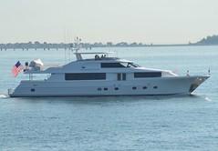 Golden Eye (jelpics) Tags: goldeneye yacht boat boston bostonharbor bostonma harbor massachusetts ocean port sea ship vessel