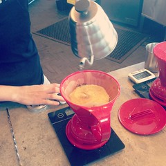 Alderaan Coffee - Park East (Kayakman) Tags: coffee coffeehouse mke milwaukee parkeast clever kickapoo ethiopian
