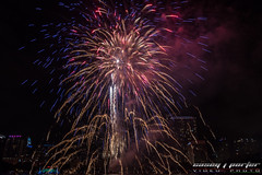Orlando 4th of July - 2016 Casey J Porter  (38) (Casey J Porter) Tags: 4thofjuly independenceday america fireworks sunset lightning storm storms orlando florida lakeeola caseyjporter