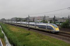 Eurostar Breukelen, 21-06-2016 (PeterBrabant) Tags: eurostar breukelen 401314