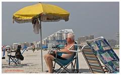 Wildwood New Jersey (Sylvie Poitevin Photography) Tags: vintage midcentury newjersey beach beachumbrella wildwood wildwoodcrest