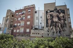 Fachada lateral (Guillermo Relaño) Tags: pared nikon mural sigma murcia blanca 1020mm fachada d90 guillermorelaño