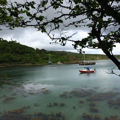 Such Clear Water! (jennyfur53) Tags: eigg