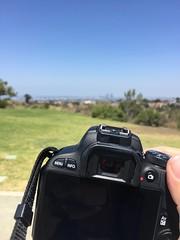 Favorite Pastime (jennsuniverse2015) Tags: nature losangeles grass blue sky light outdoors iphone canon sl1