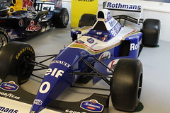 1994 Williams-Renault FW16B