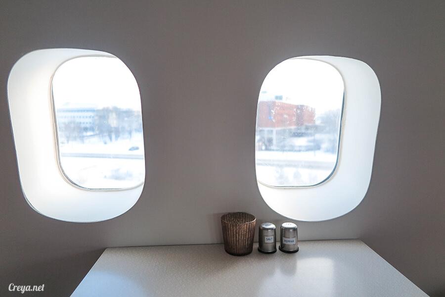 2016.07.08 ▐ 看我歐行腿 ▐ 只載去見周公的飛機,瑞典斯德哥爾摩機場旁的 Jumbo Stay 特色青年旅館11