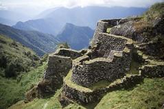 Phuyupatamarka (the underlord) Tags: inca trekking trek ruins hike inka incatrail phuyupatamarka