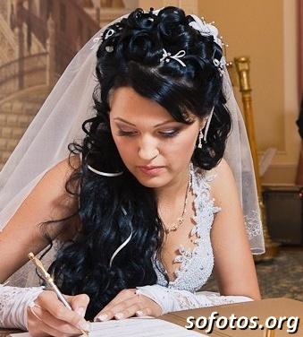 Penteados para noiva 095